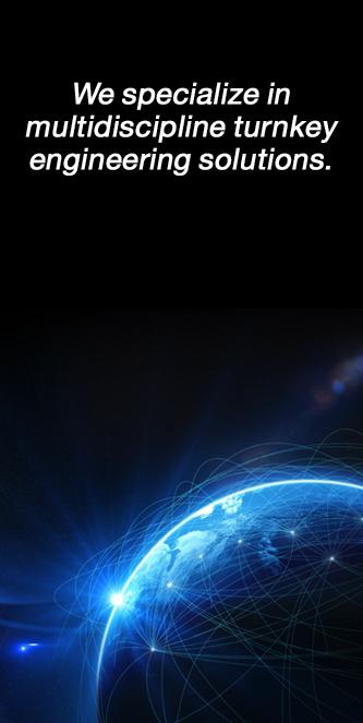 SensorWise provides multi-discipline turnkey engineering solutions